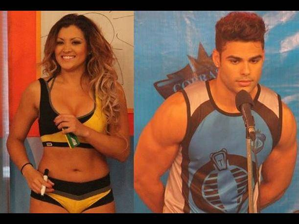 Michelle Soifer y Erick Sabater ¿Romance a la vista? (VIDEO)