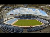 Mundial 2014: El espectacular estadio Das Dunas (FOTOS)