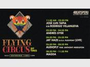 Flying Circus 2014: Set times (VIDEO)