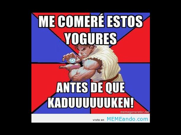 Los memes m s vistos de street fighter fotos foto 1 de - Los videos mas vistos ...