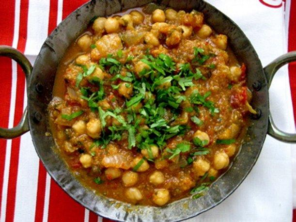 Channa Masala, una receta exquisita de la India. (Foto: londonfoodieny.wordpress.com)