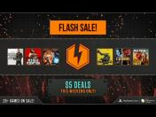 Nuevas ofertas flash en la PlayStation Store