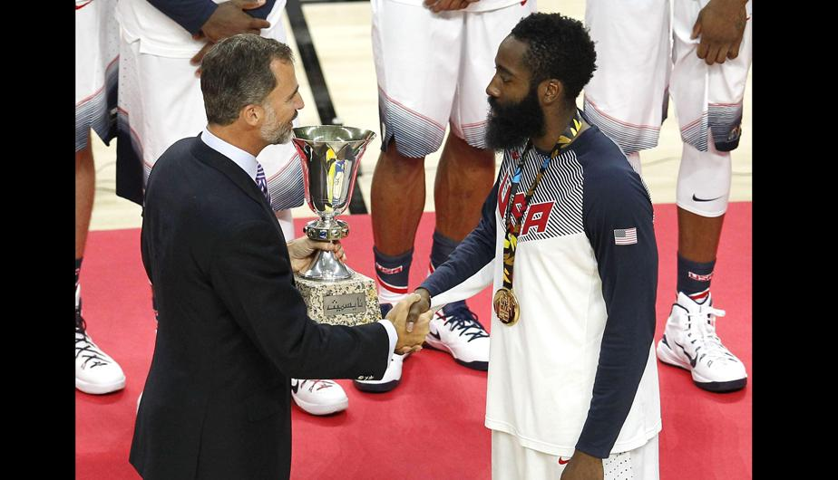 ¿Cuánto mide James Harden? - Real height Basket