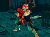 Ultra Street Fighter IV presenta trajes salvajes (VIDEO)