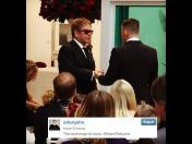 Elton John y David Furnish: Pareja contrajo matrimonio (FOTOS)