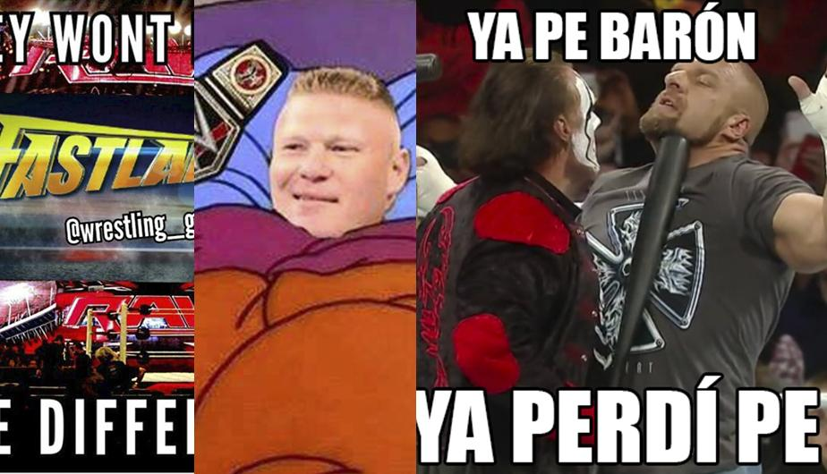 Funniest Wwe Memes On The Internet : Wwe fastlane y los luchadores son v�ctimas de memes