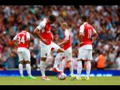 Arsenal cae en su debut frente al West Ham (VIDEO)