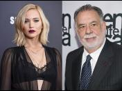 Jennifer Lawrence reveló que mostró derrier a Ford Coppola