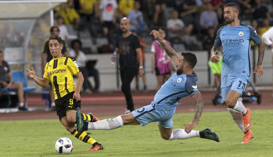 Borussia Dortmund Vs Man City