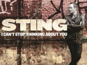Sting lanza su nuevo single 'I Can't Stop Thinking About You'