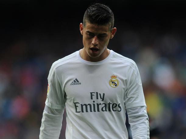 Real Madrid: James Rodríguez recibió terrible noticia del técnico Zinedine Zidane
