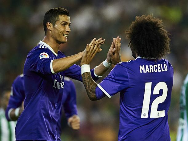 Real Madrid cumple partido 400 en Champions League ante Legia Varsovia