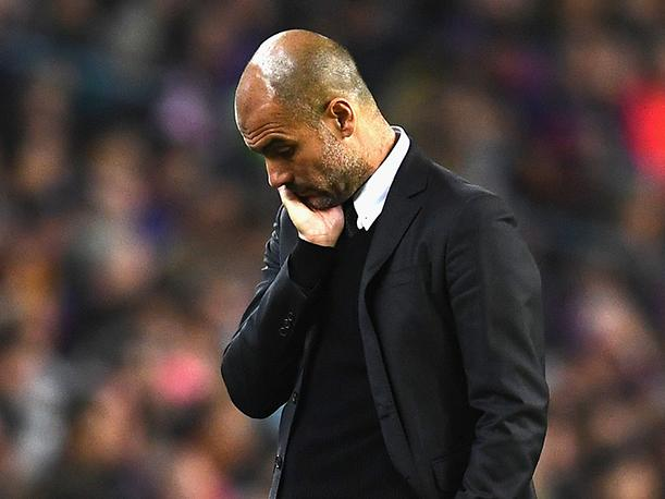 Guardiola opinó que Manchester City
