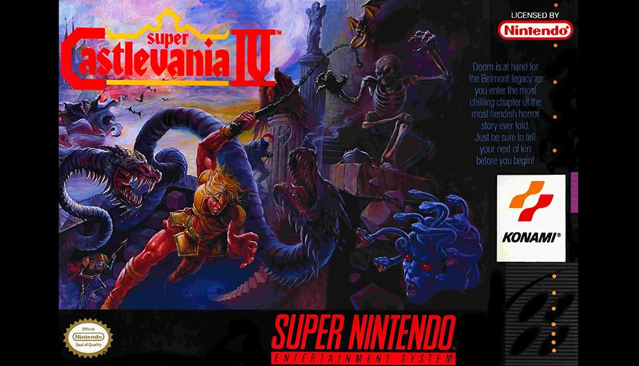 Super Castlevania IV (foto: captura)