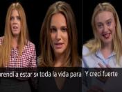 "Estas figuras de Hollywood le cantan ""I Will Survive"" a Donald Trump"