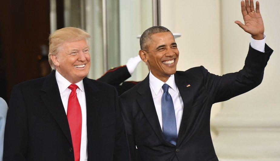¿Cuánto mide Barack Obama? - Estatura y peso - Real height and weight Donald-trump