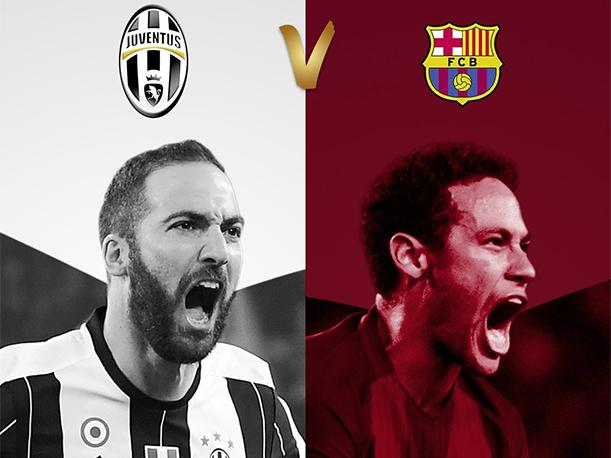 Barcelona vs Juventus: la final del 2015 en cuartos de final de Champions League