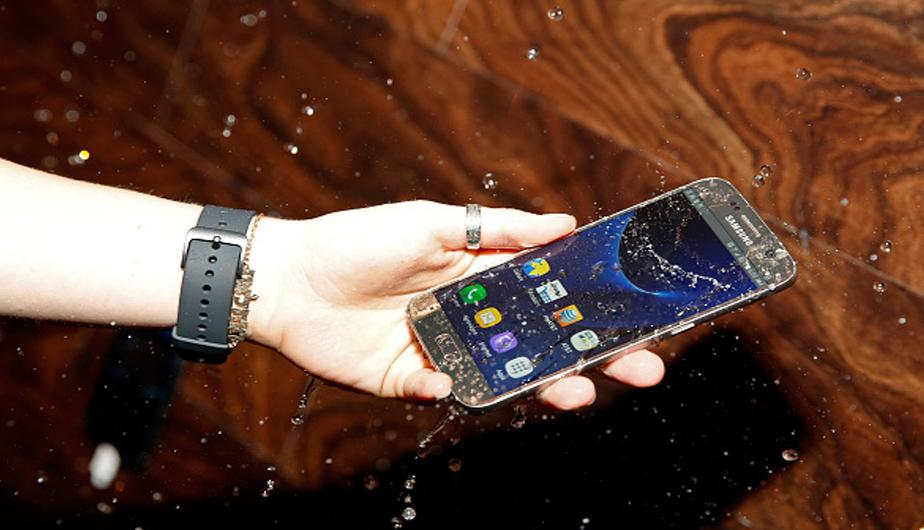 1. Samsung Galaxy S7 y Samsung Galaxy S7 Edge. (Foto: Getty Images)