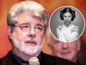 George Lucas y su emotivo homenaje a Carrie Fisher en el Star Wars Celebration ¡No vale llorar!
