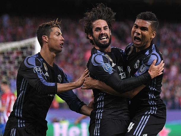 Real Madrid soporta al Atlético Madrid y jugará la final de la Champions League ante Juventus