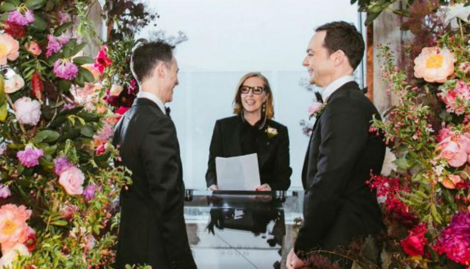 The big bang theory as fue la rom ntica boda de jim for Decoracion piso big bang theory