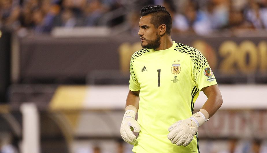 Sergio Romero. (Foto: Getty Images)
