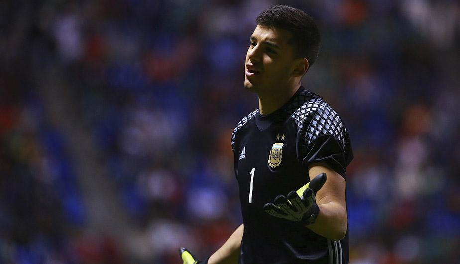 Gerónimo Rulli. (Foto: Getty Images)
