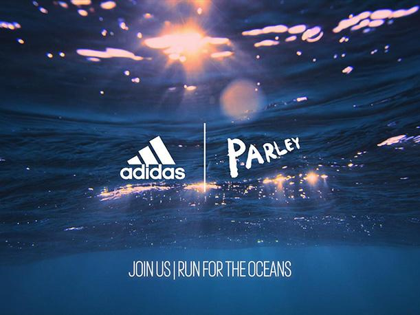 adidas y Parley for the Oceans anuncian evento global para los runners