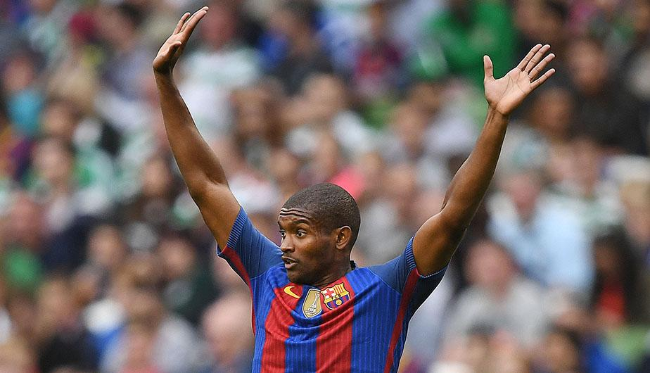 Marlon Santos – FC Barcelona (Foto: Getty Images)