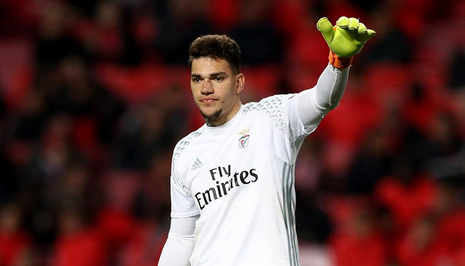 Ederson – Manchester City (Foto: Getty Images)