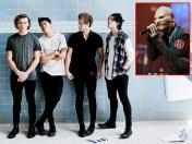 Corey Taylor de Slipknot quiere a 5 Seconds of Summer en el Knotfest