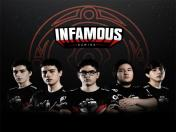 Dota 2: Infamous Gaming clasifica al evento central de The International 2017