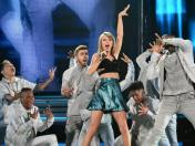 Taylor Swift no se presentó, pero brilló con su nuevo video en los MTV Video Music Awards