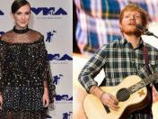 Millie Bobby Brown y Ed Sheeran se juntaron en los MTV Video Music Awards por este motivo