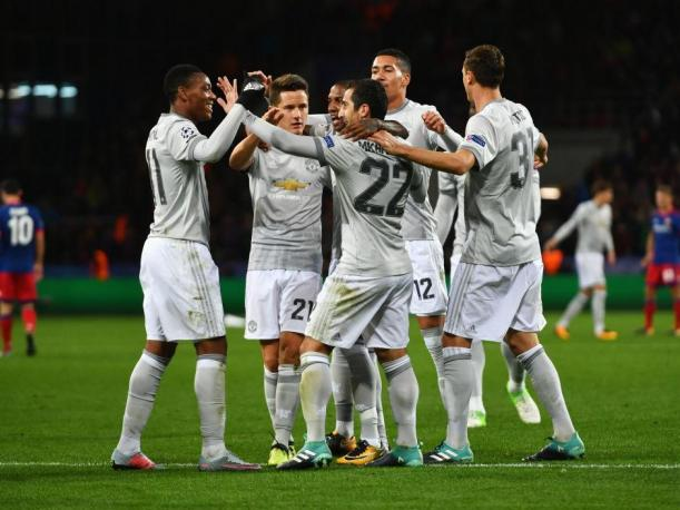United derrotó al Crystal Palace