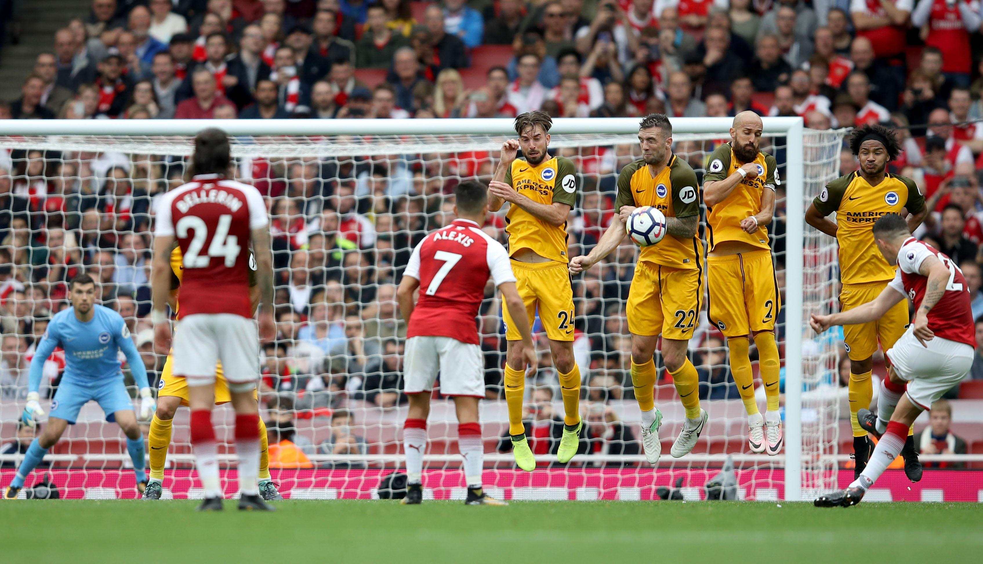 arsenal vs brighton - photo #37