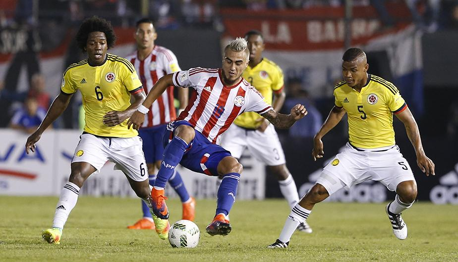 colombia vs paraguay - photo #38