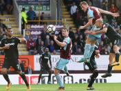 Chris Wood anotó gol con el Burnley en la Premier League