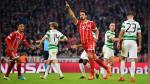 Bayern Munich con James Rodríguez golea al Celtic por Champions League - Noticias de franck ribery