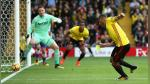 Con André Carrillo, Watford cayó 1-0 ante Stoke City en la Premier League - Noticias de ramadán