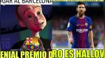 Barcelona y Lionel Messi reciben memes por partido ante Olympiakos - Noticias de paris saint germain