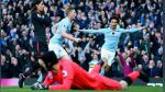 Manchester City venció 3-1 al Arsenal y sigue líder en la Premier League - Noticias de vincent kompany