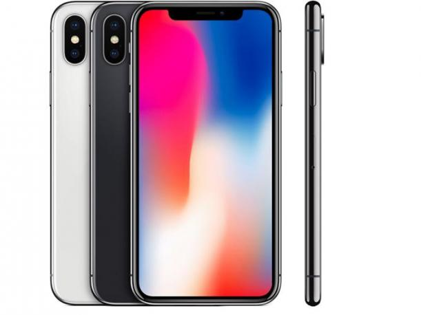Así luce el iPhone X. (Foto: Captura)