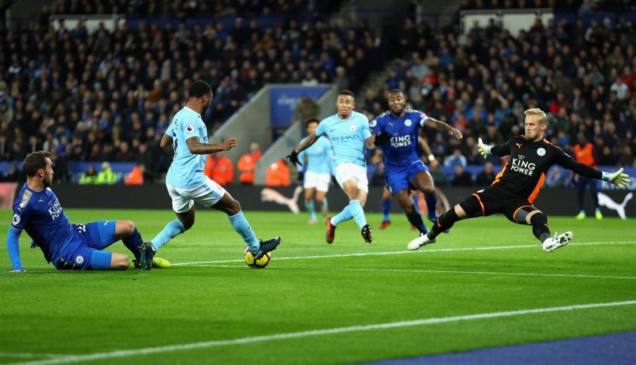 Manchester City Leicester