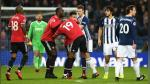 Manchester United venció 2-1 al West Bromwich por la Premier League - Noticias de david taboada