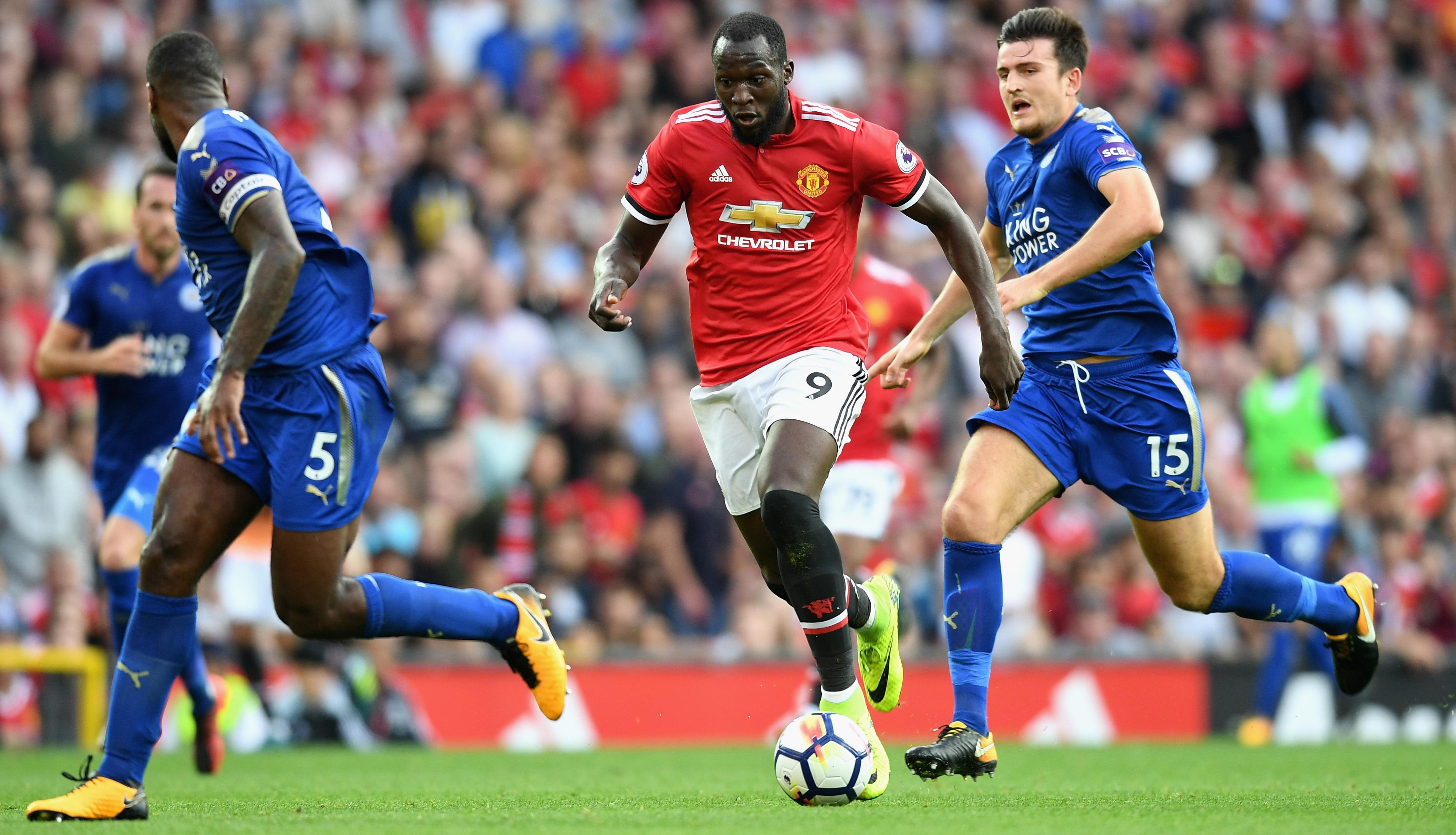 manchester united vs leicester