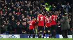 Manchester United arranca el 2018 con victoria ante Everton en la Premier League - Noticias de leicester city vs manchester city