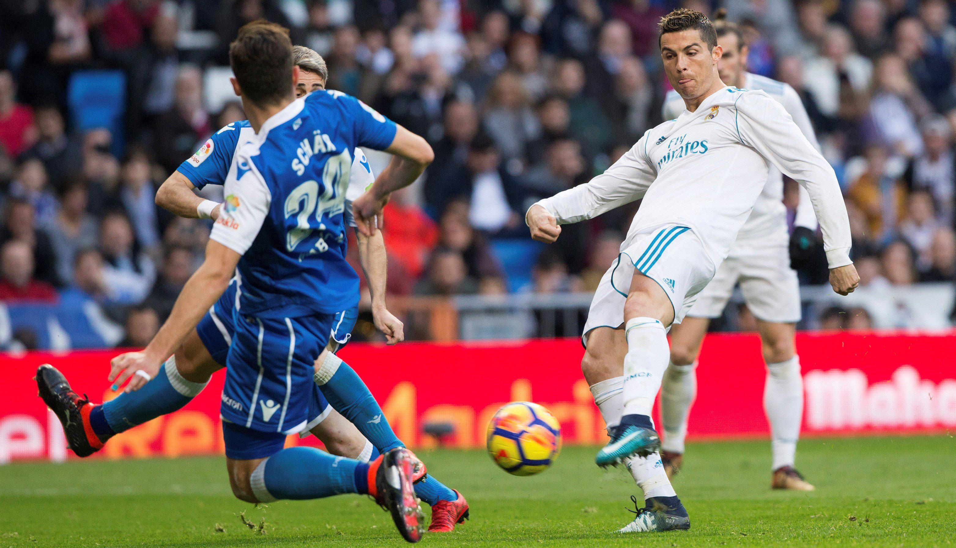 Real Madrid Vs Deportivo La Coruna
