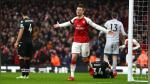 Arsenal derrotó 4-1 al Crystal Palace por la Premier League - Noticias de crystal palace vs manchester united