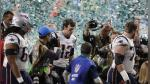 Philadelphia Eagles vencen a New England Patriots y ganan el Super Bowl LII - Noticias de super bowl